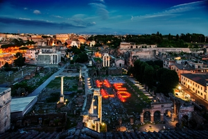 FORI IMPERIALI, ROMA - JUNE 8th 2018 - JUNE 29th, 2018